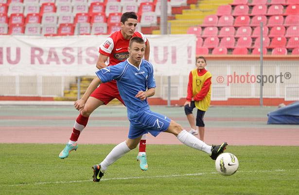 LIGA 2 / Dinamo - Farul 4-0