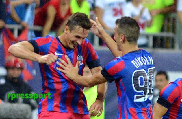 Steaua - Petrolul 3-0