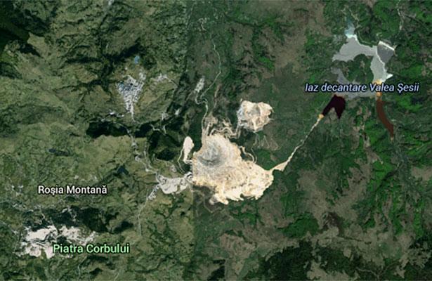 Țara ca o budă / Zona Roșia Montană