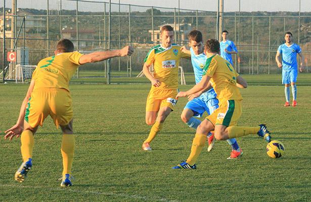 Concordia Chaijna - Zimbru Chișinău 1-0
