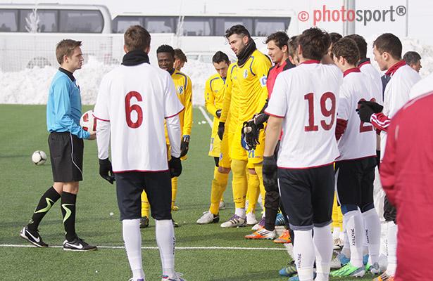 FC Voluntari - Farul Constanța / Brigadă Cezar Gerogescu, Roxana Ivanov, Alexandru Bodolan