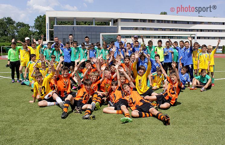 LukOil Childrens Champions Cup 2014 / Șahtior Donețk