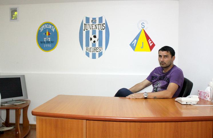 Eugen Trică / Juventus