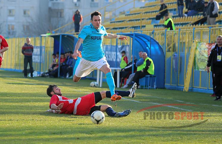 Liga 3 Juventus - Metalosport 3-1