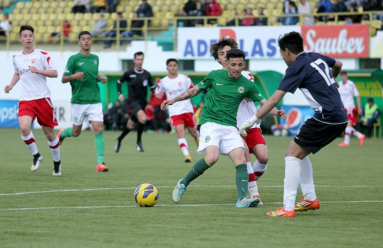 Juniori A / Concordia Chiajna - Dinamo