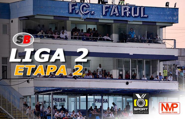 Liga 2 Etapa 2 Stadion Farul Constanța