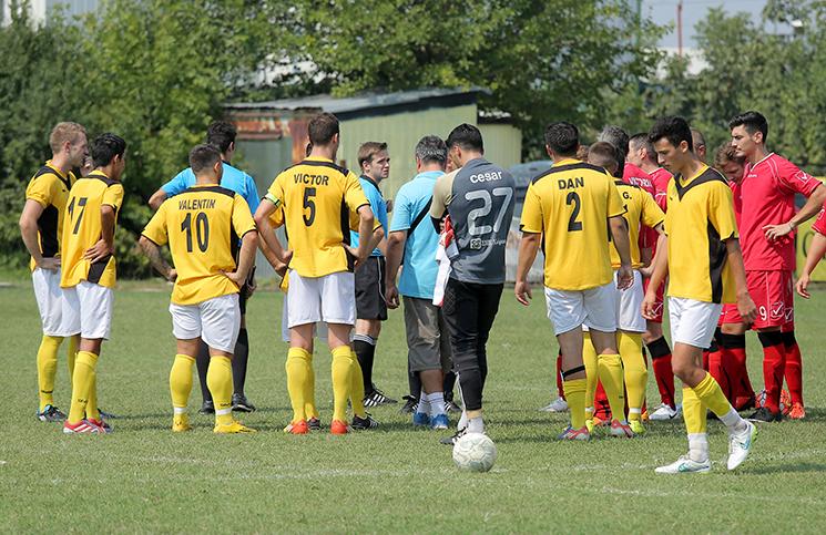 Liga 4 Victoria - Electroaparataj 0-3