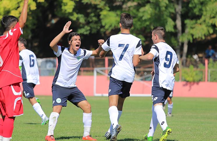 Liga Elitelor U17 Dinamo - Concordia 0-2