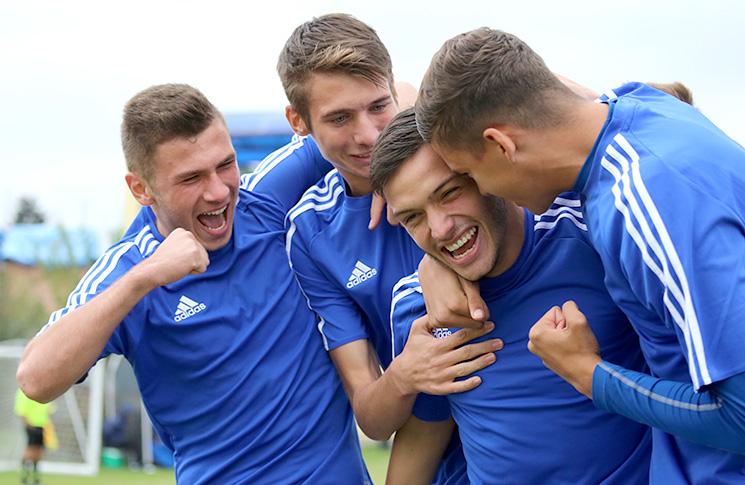 Viitorul Domnești - Juventus 2-2 / Dublă Gabriel Dumitrescu