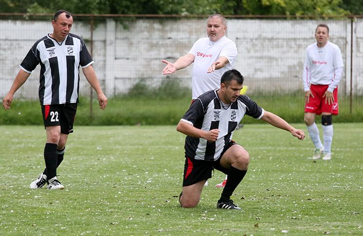 FC Union - Atletico București 4-0