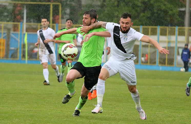 Juventus - Metaloglobus 3-0