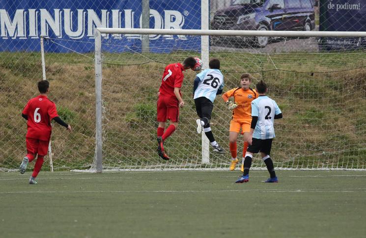 FC Juniorul - Dinamo 1-3 / Gol Borcea