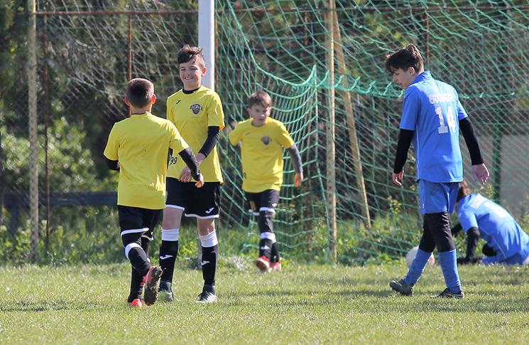 Elite FA - Champion 3-1 / Antonio Strătilă