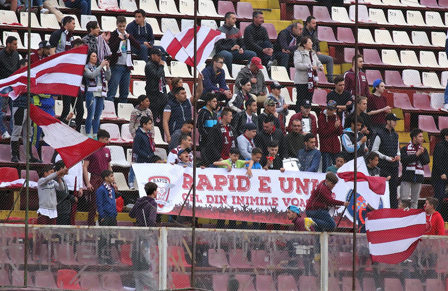Liga 4 / AFC Rapid