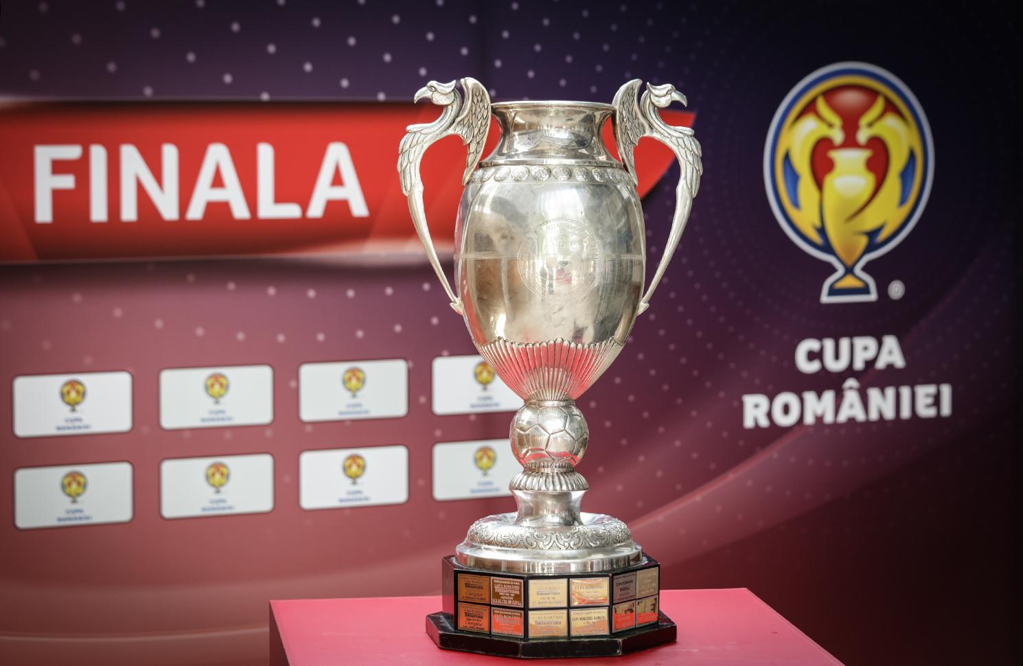Trofeu Cupa României