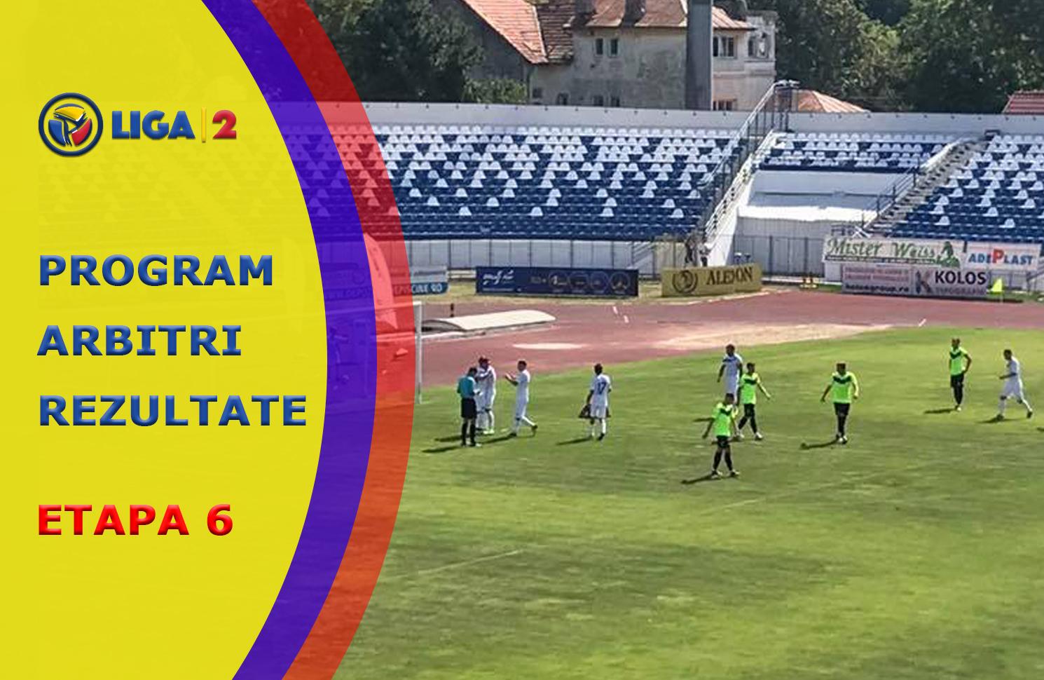 Liga 2 Etapa 6 / Gol Alexandru Văduva