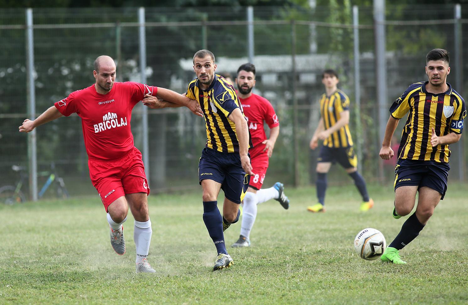 LIGA 5 / Power Team - VK Soccer 2-2 /Hanțu și Mititelu