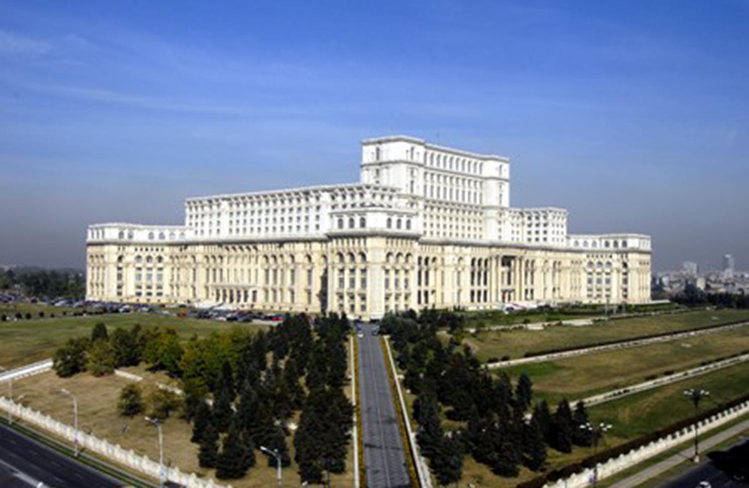 Senatul României / Palatul Parlamentului
