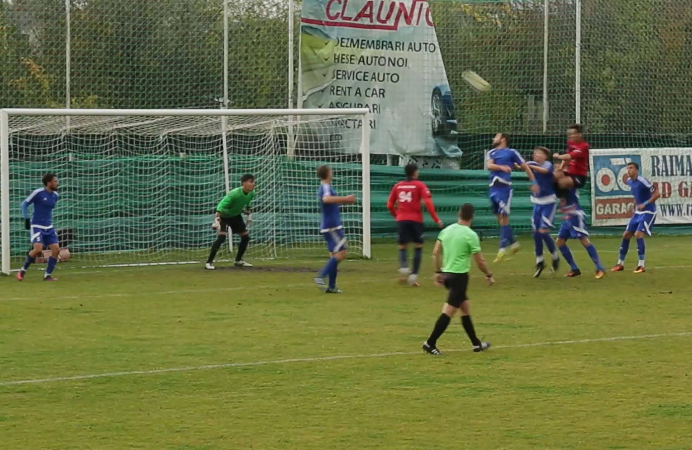 FC Aninoasa - Viitorul Domnești 0-1