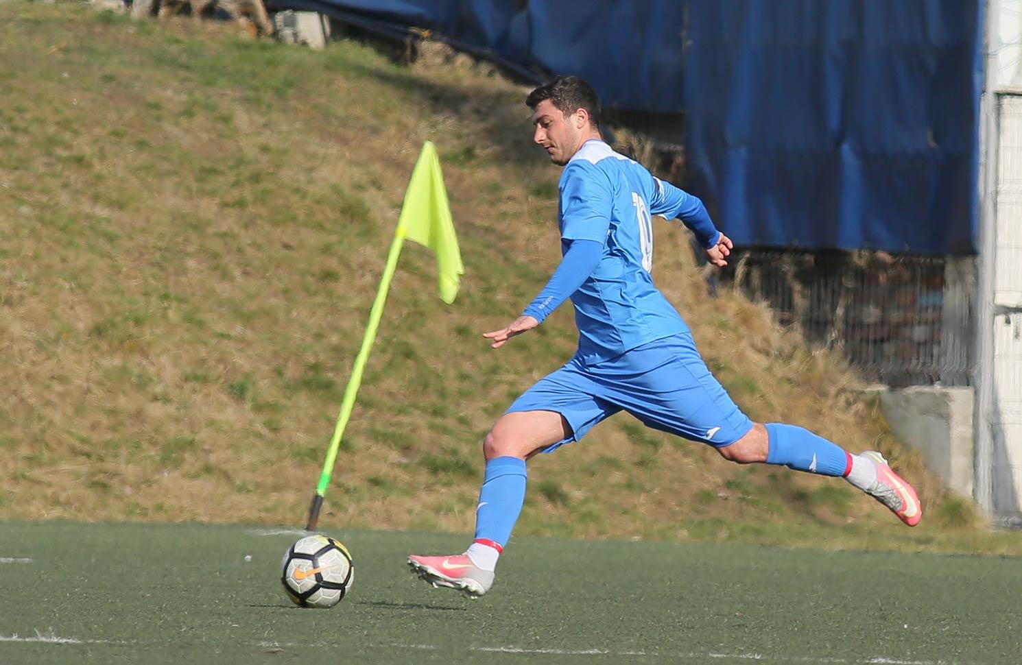 Academica Clinceni - SC Oțelul Galați 1-0 / Bogdan Barbu