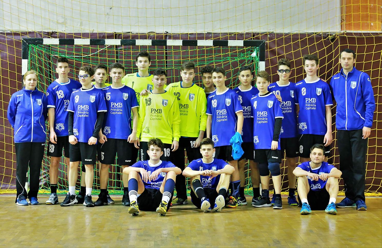 CSM București - CS Brazi 40-20 / Juniori 3