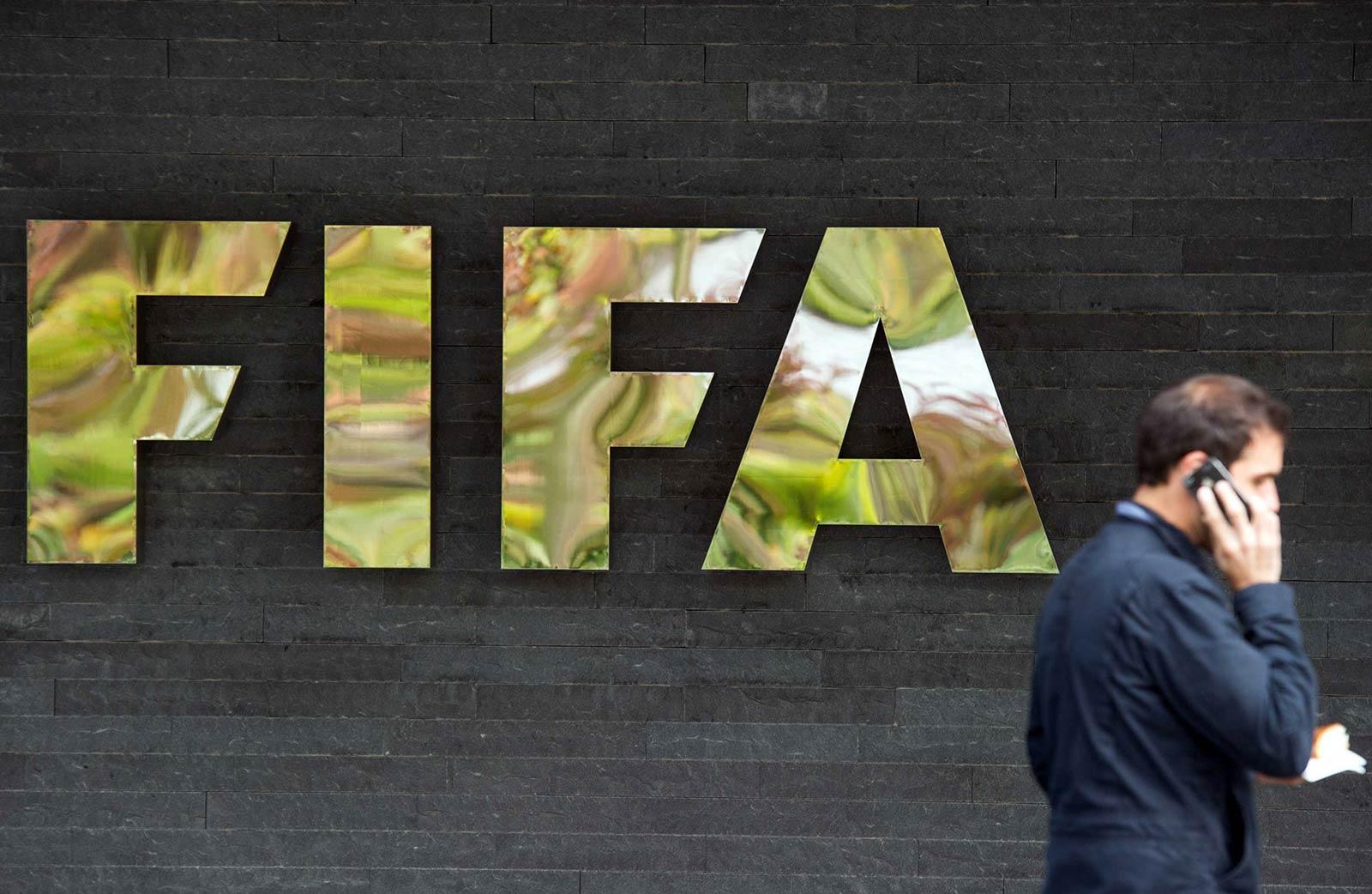 Progresul / Sediul FIFA Zurich