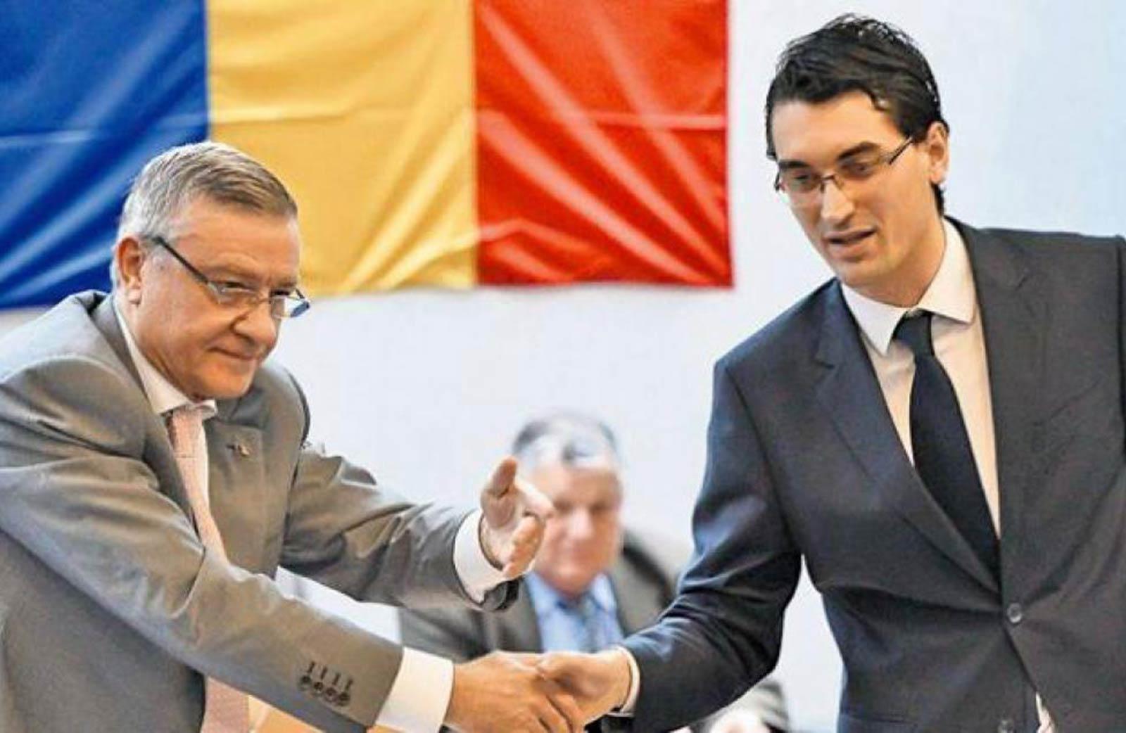 Descindere DNA pentru Mircea Sandu și Burlescu