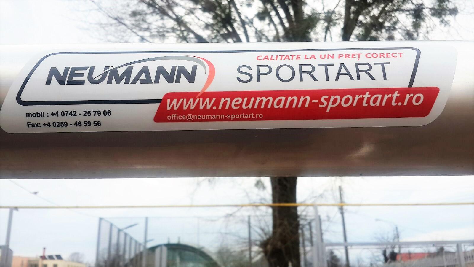 Porți Răzvan Burleanu / Neumann Sportart