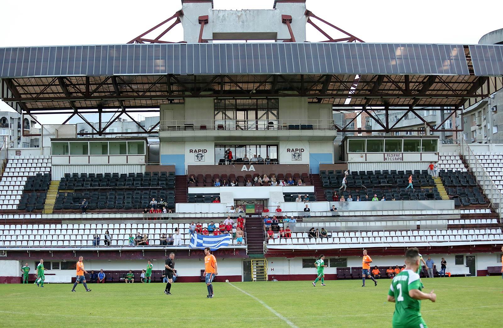 Omologarea stadioanelor / Dinamo Giulești
