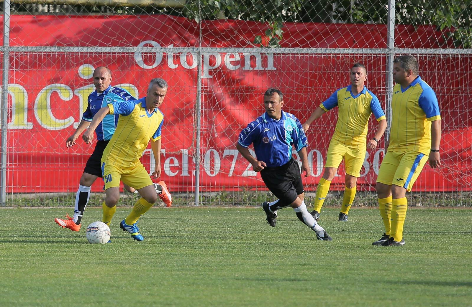 CS Otopeni - FC Union 3-5 / Caramarin, Nițu, Porojanu