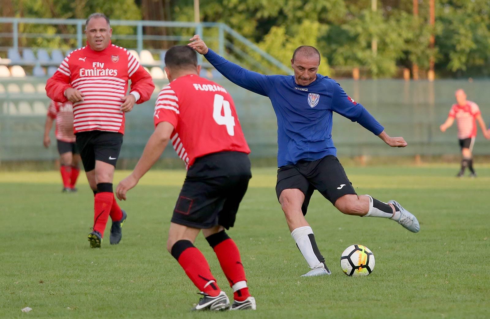 FC Union - Victoria II 3-2 / Leo Tănase