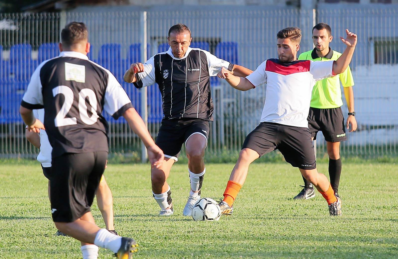 ACS Sportul Măgurele - FC Union 4-3 / Leo Tănase
