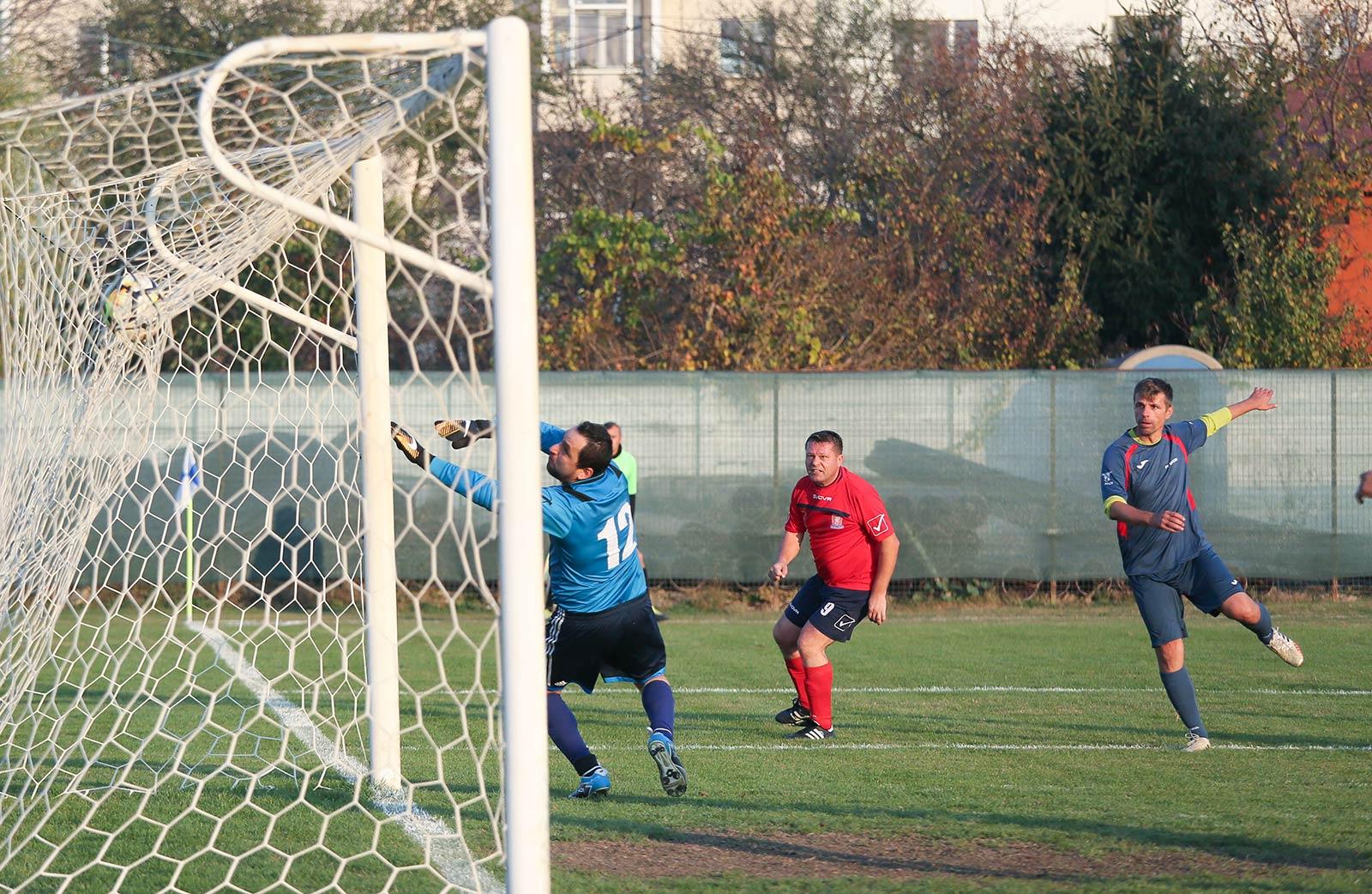 FC Union - MetalPlast 5-4 / Vali Bădoi