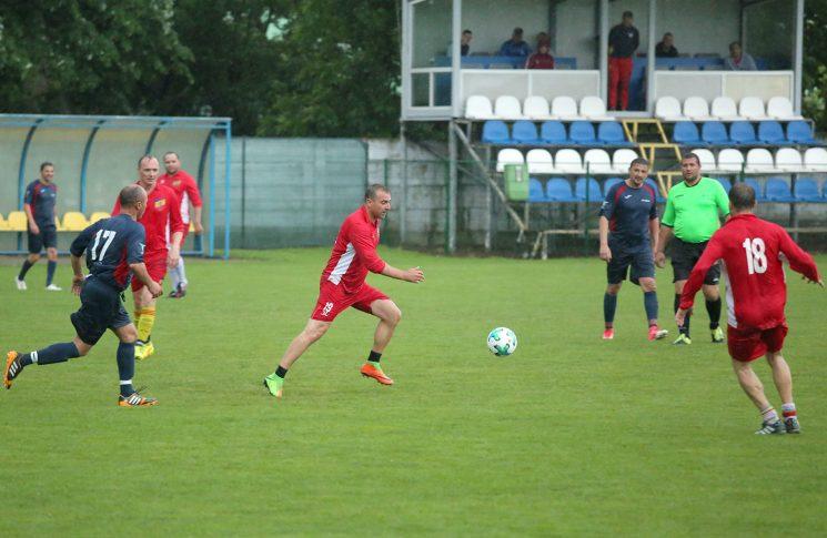 FC Union - Tricolor 1914 5-2