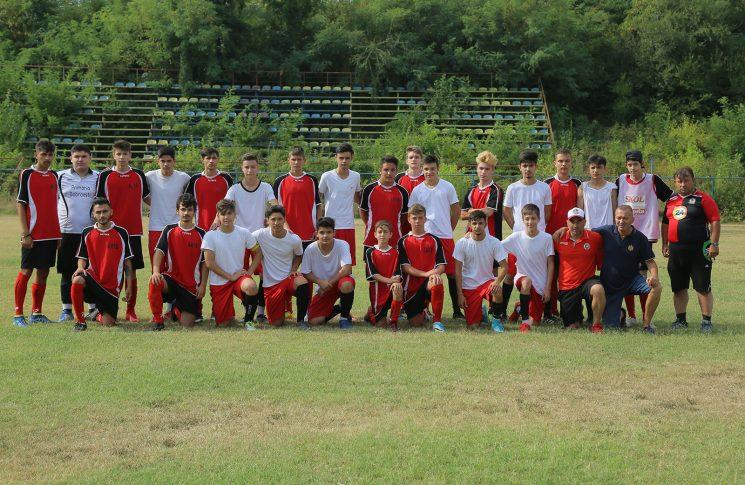 FC Union și Unirea Dobroești / Juniori U17