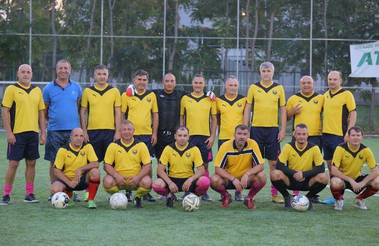 Victoria II - Athletico Floreasca 5-6