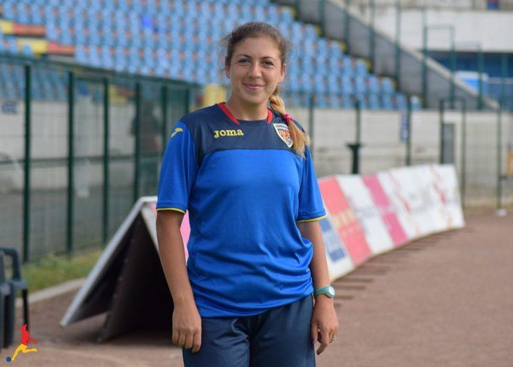 Irina Giurgiu FRF