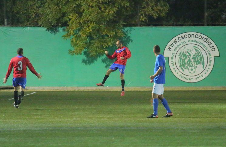 Energia Remus - FC Union 2-1 / Karamian