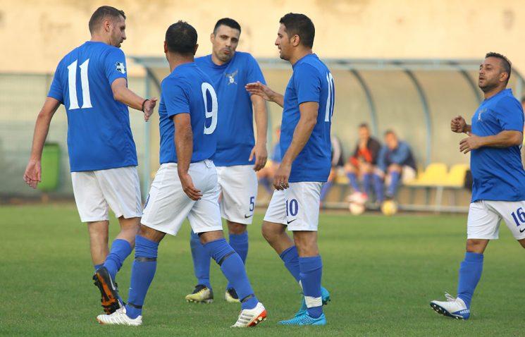 FC Union - Otopeni Oldboys 3-2 / Aurelian Dumitru și Marius Șuleap