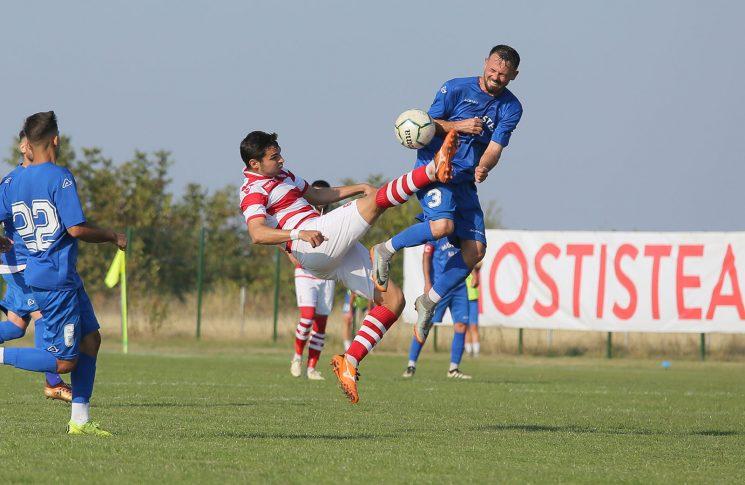 Mostriștea Ulmu - CS Tunari 1-0